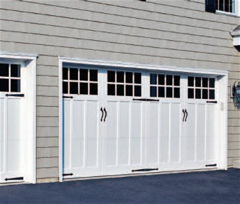 General Garage Door General Doors Landmark Steel Carriage House Door With Overlay
