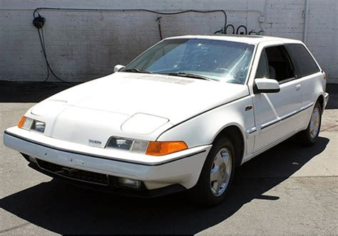 never in the usa 1989 volvo 480 turbo bring a trailer