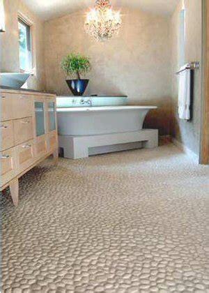 pebble bathroom floor white pebble tile white pebbles and pebble tiles