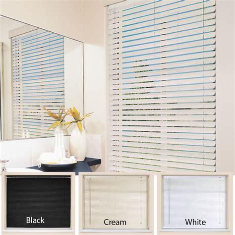 Window Blinds Standard Sizes pvc venetian window blinds 22 sizes easy fit blind new ebay