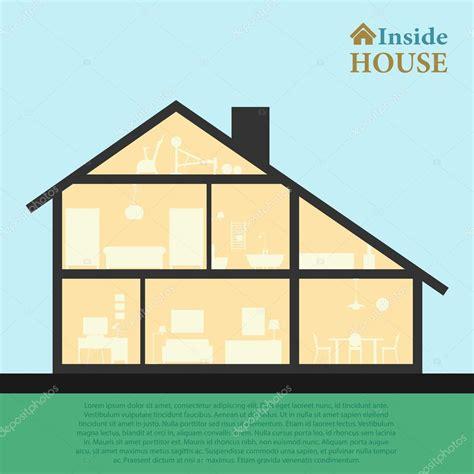 all interno casa all interno interno di casa moderna dettagliate nel