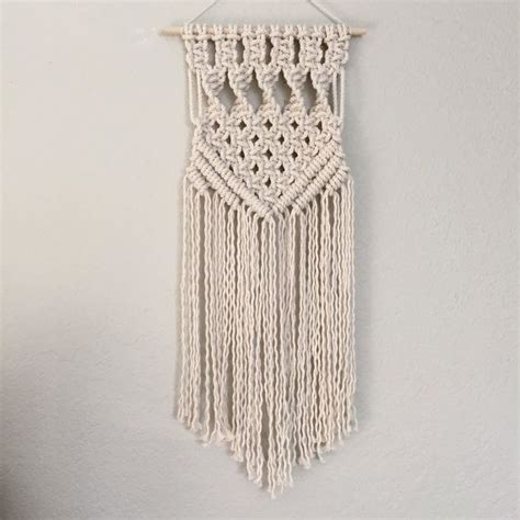 Modern Macrame Patterns - best 25 macrame wall hanging patterns ideas on
