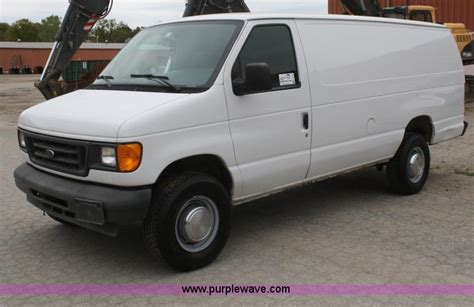 2004 ford econoline 2004 ford econoline photos informations articles