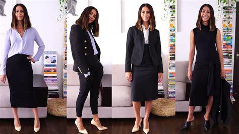 job interview attire for women 2018 wardrobelooks com
