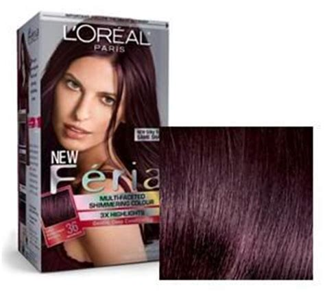 black cherry hair color chart feria hair color chocolate cherry and cherries on pinterest
