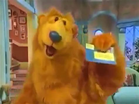 bear inthe big blue house morning glory what s in the mail today bear in the big blue house wikia fandom powered by wikia