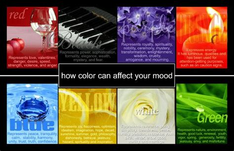 15 best images about the color psychology on pinterest