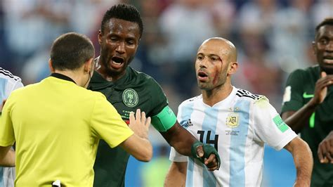 win makes nigeria s argentina defeat look worse soccer sporting news