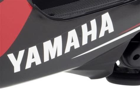 Aufkleber Yamaha Roller by Aufkleber Unterboden F 252 R Yamaha Aerox Mbk Nitro Roller