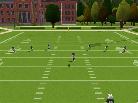 backyard football 2008 后院美式足球2008下载 backyard football 2008 完整硬盘 单机游戏下载