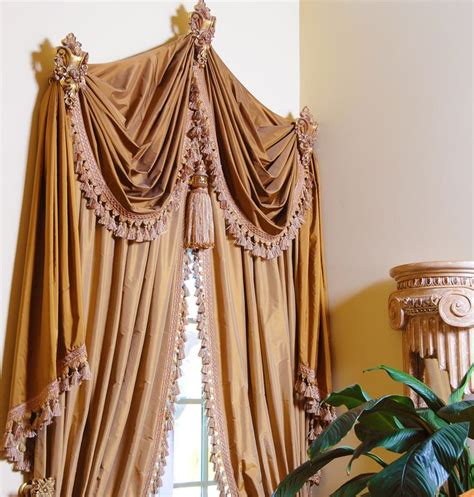 custom design draperies custom drapery design by elena custom drapes pinterest