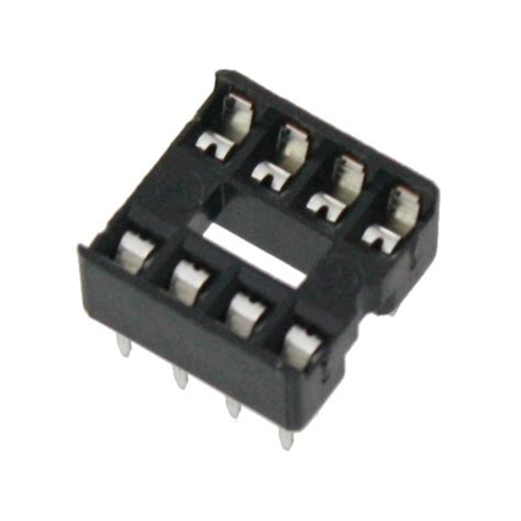 2 Pin L Holder by Ic Socket 8 Pin Of 60