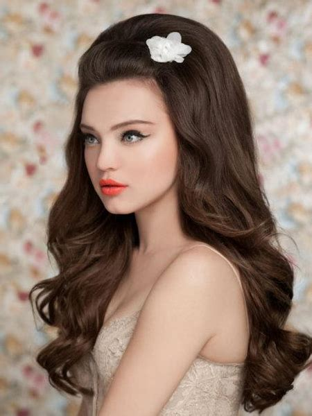 hairstyles image gallery pictures wedding hairstyles for long hair big bridal