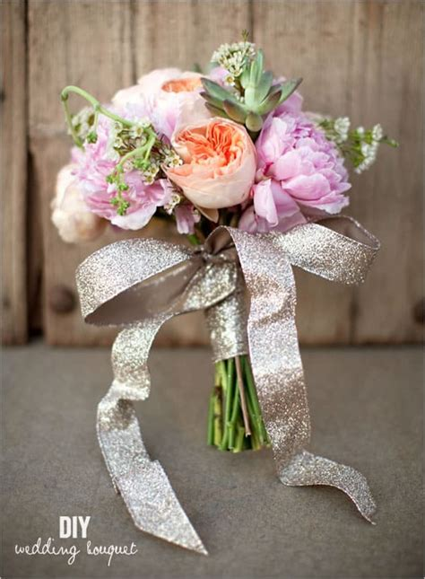 diy flowers and bouquet wrap inspiration