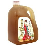 Drink Of The Month Alabama Iced Tea Ni by Arizona Green Tea Diet With Ginseng Calories Nutrition