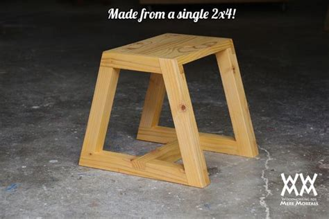 2x4 diy projects step stools and stools on