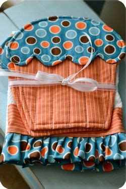pattern for cupcake holder large cup cake pot holders with pocket for the home