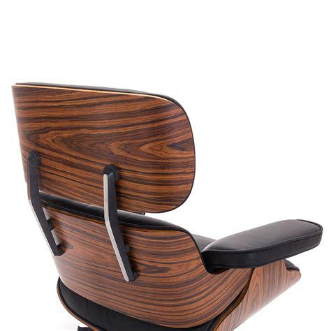poltrona lounge poltrona lounge meri palissandro e pelle sedie icone