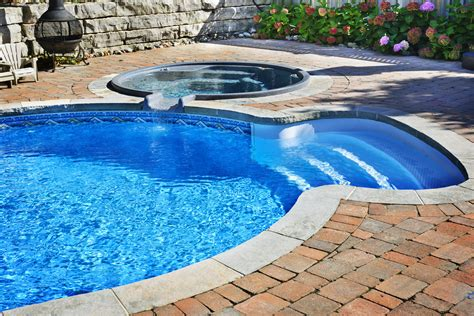 pools with spas bj pool spa sit back relax and let us do all the