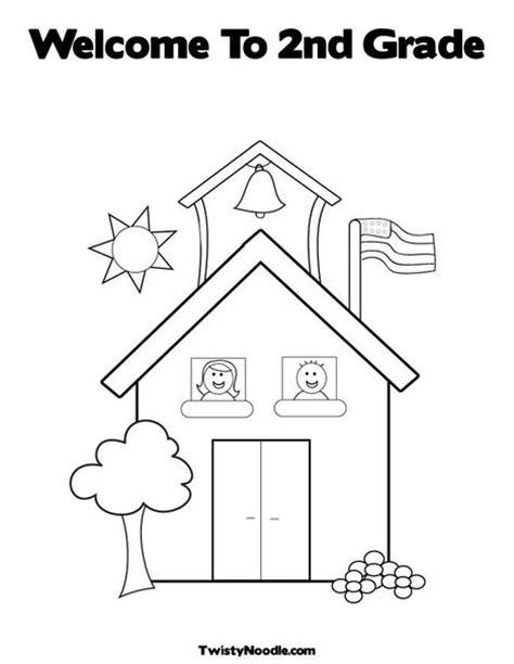 2nd grade coloring pages fablesfromthefriends