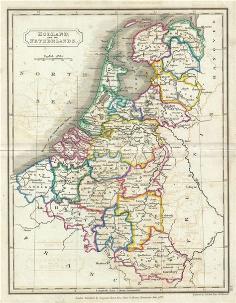 map of netherlands and belgium and the netherlands geographicus antique maps