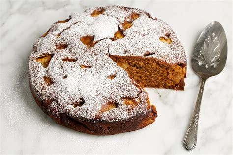 apple gingerbread cake  washington post