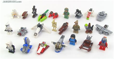 Wars Advent Calendar Lego Wars 2013 Advent Calendar Review