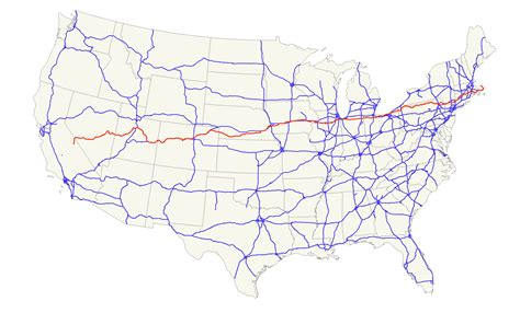map us hwy map us highway routes arabcooking me