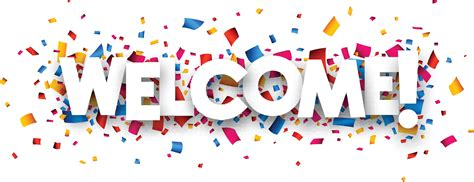 welcome clip celebration clipart welcome pencil and in color