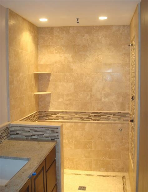 How To Clean Travertine Shower by 25 Best Ideas About Travertine Shower On