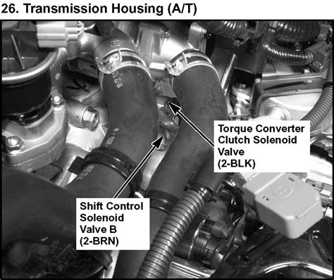 torque converter clutch solenoid location on 2001 honda civic 1 7 torque free engine image for where is the torque converter clutch solenoid located for a 2006 acura tl