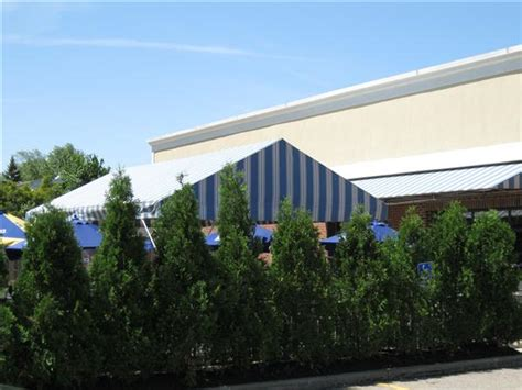 Stand Alone Awning by Commercial Gallery