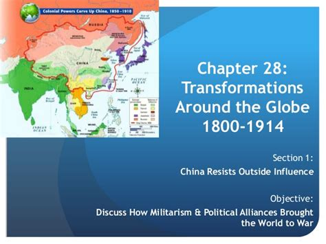 world history chapter 28 section 1 world history chapter 28 transformations around the globe