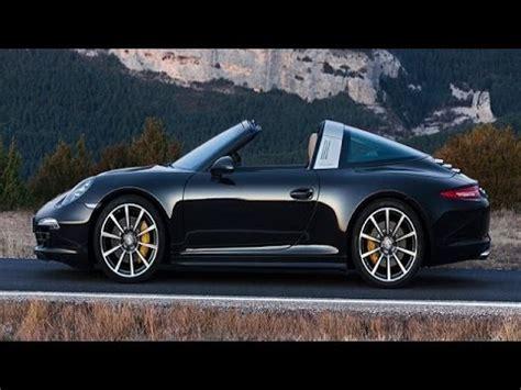 Porsche K Ln by Porsche 911 Targa 4s Review Features Price And More