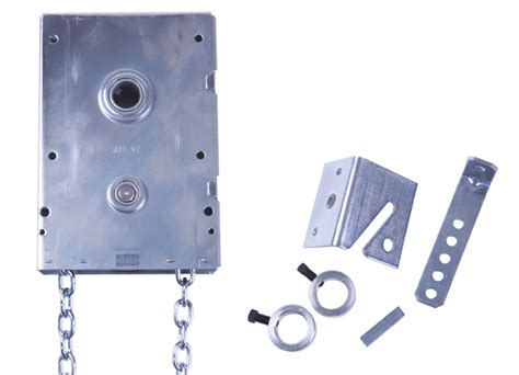 Garage Door Chain Hoist Garage Door J R G Jackshaft Chain Hoist 1 1 4 Quot Shaft