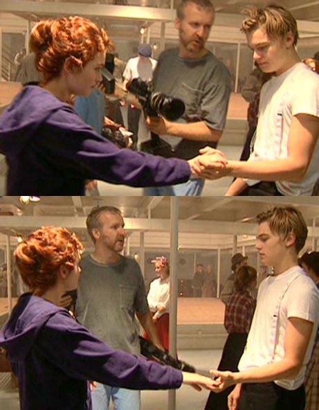 film titanic behind the scenes behind the scenes titanic photo 29026041 fanpop