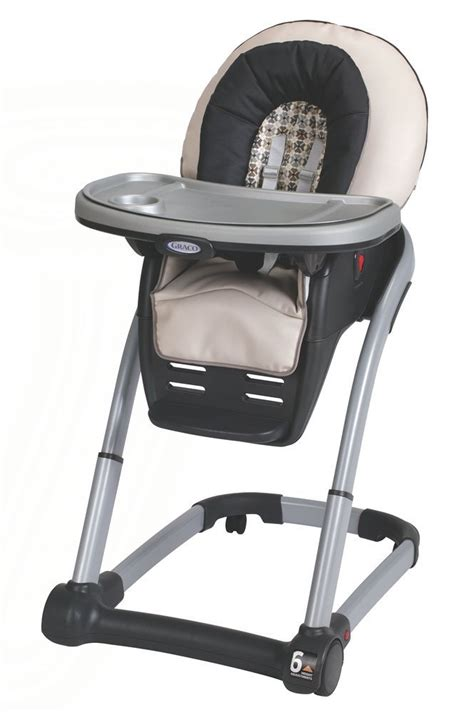 Graco Reclining Adjustable High Chair by Seating System 4 In 1 Graco Blossom Vance High Chair Baby