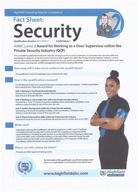 Renew Sia Door Supervisor Licence by Security Maynard Services
