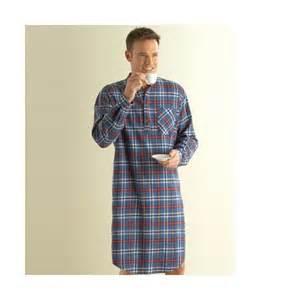 Superbe Robes De Chambre Homme #3: chemise-de-nuit-flanelle.jpg