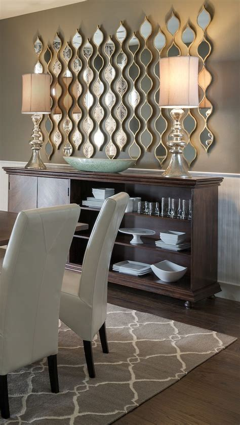 Wall Decoration Ideas For Dining Room Best 25 Dining Room Decorating Ideas On Pinterest