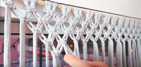 macrame curtain home design garden