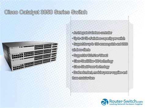 Value Series 3850 Fp Mates Cisco Catalyst 3650 And 3850 Series Switches New Technology New Switches