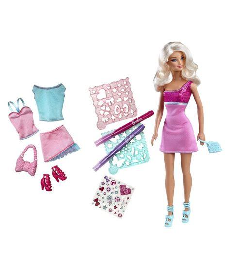 design doll error barbie design n style fashion doll buy barbie design n