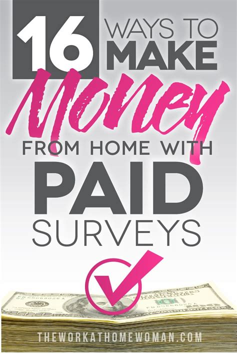 Opinion Surveys For Money - 1000 ideas about ways to get rich on pinterest earn