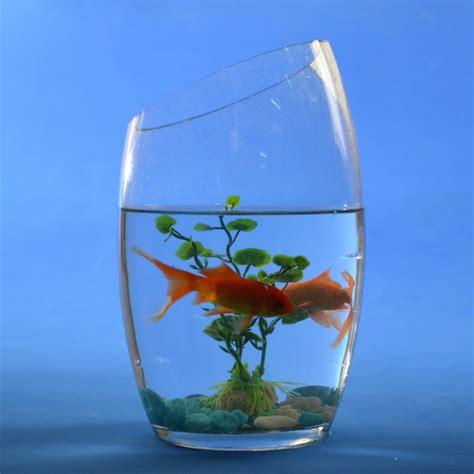 Glass Goldfish Bowl Vases by Shop Popular Goldfish Bowl Vase From China Aliexpress
