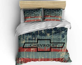 ford bed sheets car bedding etsy