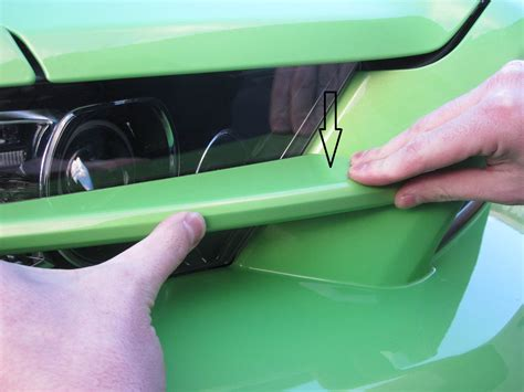 mustang headlight splitters how to install mmd headlight splitters on your 2013 2014