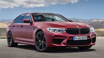 Bmw M5 Weight Official 2018 Bmw M5 Xdrive Specs Price Details