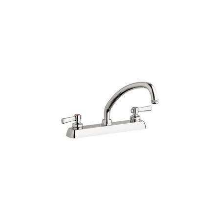 chicago faucets w8d gn2ae35 369ab commercial grade chicago faucets w8d l9e1 369abcp chrome commercial grade