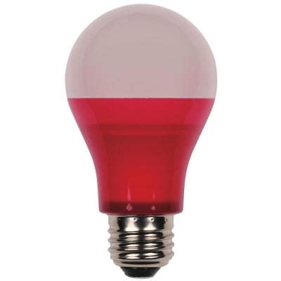 Outdoor Coloured Light Bulbs Westinghouse 40w Equivalent A19 Led Indoor Outdoor Light Bulb 0315300 The Home Depot